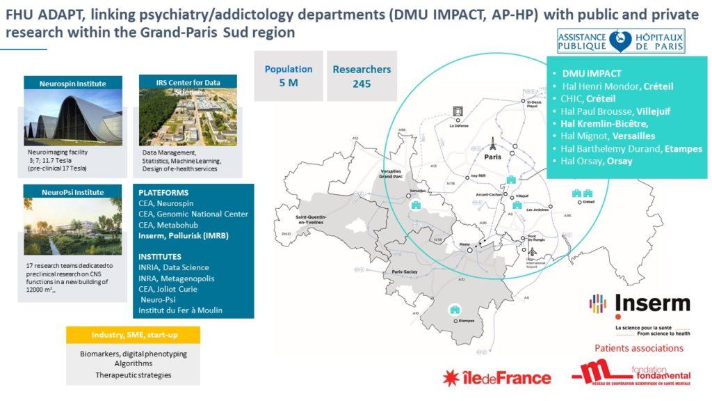 Grand Paris Map